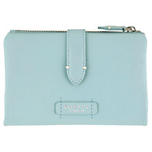 Buy Radley Tetbury Medium Tab Purse, Blue Online at johnlewis.com