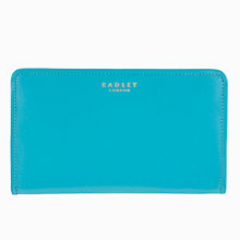 Buy Radley Bloomsbury Large Zip Leather Matinee Purse Online at johnlewis.com