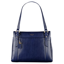 Buy Radley Chelsea Medium Leather Shoulder Bag Online at johnlewis.com