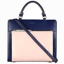 Buy Radley Clerkenwell Leather Medium Multiway Shoulder Bag Online at johnlewis.com