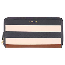 Buy Radley Putney Large Leather Zip Matinee Purse Online at johnlewis.com