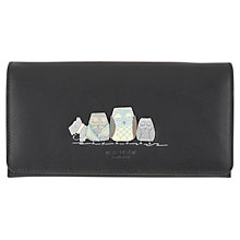 Buy Radley Such A Hoot Large Leather Flapover Matinee Purse Online at johnlewis.com