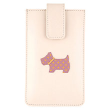 Buy Radley Heritage Dog Medium Wandle Leather Zip Purse Online at johnlewis.com