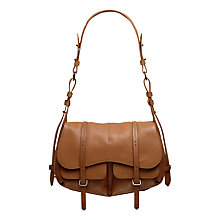 Buy Radley Grosvenor Medium Leather Shoulder Bag Online at johnlewis.com