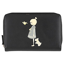 Buy Radley Ahoy! Medium Leather Zip Purse Online at johnlewis.com