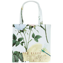 Buy Ted Baker Tincon Small Shopper Bag, Mint Online at johnlewis.com