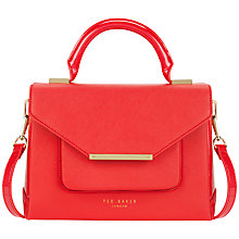 Buy Ted Baker Mariza Crosshatch Lady Bag Online at johnlewis.com