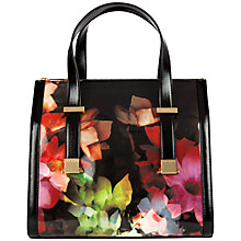 Buy Ted Baker Matya Crosshatch Bowling Bag, Multi Online at johnlewis.com