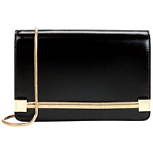 Buy Ted Baker Samora Snake Chain Clutch Bag Online at johnlewis.com