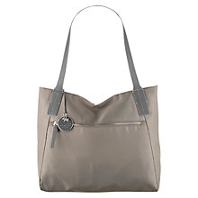 Buy Radley Harrington Medium Tote Bag, Grey Online at johnlewis.com
