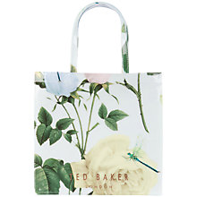 Buy Ted Baker Roscon Shopper Bag, Mint Online at johnlewis.com