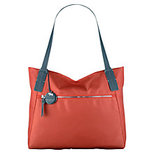 Buy Radley Harrington Medium Tote Bag, Orange Online at johnlewis.com