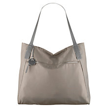 Buy Radley Harrington Large Tote Bag, Grey Online at johnlewis.com