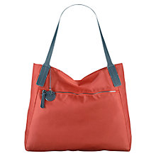 Buy Radley Harrington Large Tote Bag, Orange Online at johnlewis.com