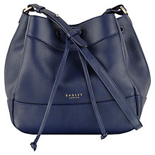Buy Radley Holland Park Small Drawstring Cross Body Bag Online at johnlewis.com