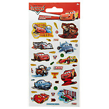 Buy Paper Projects Disney Cars Stickers Online at johnlewis.com