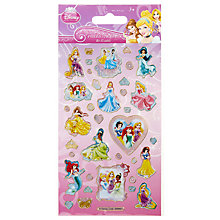 Buy Paper Projects Disney Princess Stickers Online at johnlewis.com