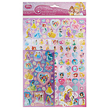 Buy Paper Projects Disney Princess Mega Sticker Collection Online at johnlewis.com