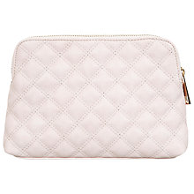 Buy Miss Selfridge Quilted Across Body Handbag Online at johnlewis.com