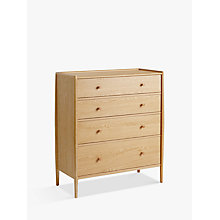 Buy ercol for John Lewis Shalstone Four Drawer Chest Online at johnlewis.com