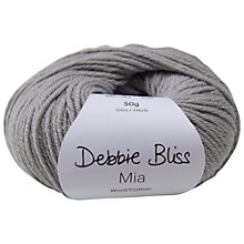 Buy Debbie Bliss Mia DK Yarn, 50g Online at johnlewis.com