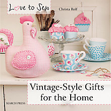 Buy Search Press Vintage Style Gifts by Christa Rolf Book Online at johnlewis.com