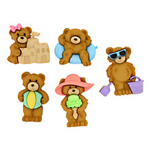 Buy Jesse James Summer Bears Toppers Online at johnlewis.com