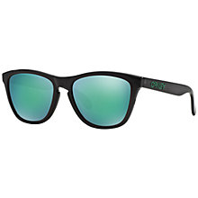 Buy Oakley OO9013 Frogskin Polarised Sunglasses Online at johnlewis.com