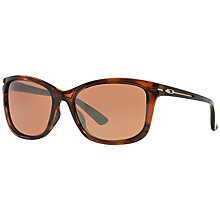 Buy Oakley OO9232 Polarised Drop In Sunglasses Online at johnlewis.com