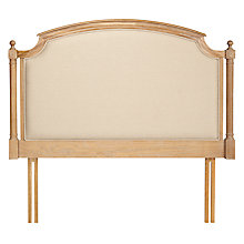 Buy John Lewis Etienne Headboard, Double Online at johnlewis.com