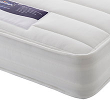 Buy Silentnight Healthy Growth Miracoil Mattress, Single Online at johnlewis.com