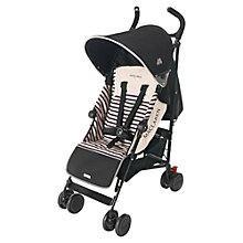 Buy Maclaren Quest Pushchair, Railroad Online at johnlewis.com