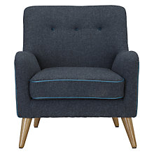Buy Harris Tweed for John Lewis Hendricks Armchair Online at johnlewis.com