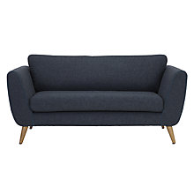 Buy Harris Tweed for John Lewis Hendricks Small Sofa Online at johnlewis.com