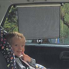 Buy Clippasafe Roller Sun Blind, Pack of 2 Online at johnlewis.com