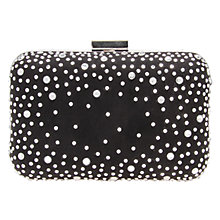 Buy Miss KG Hetty Sparkle Box Clutch Bag Online at johnlewis.com