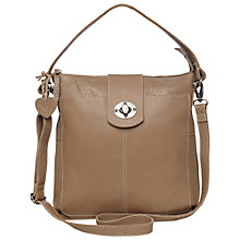 Buy White Stuff Camden Bag, Taupe Online at johnlewis.com