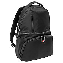 Buy Manfrotto Advanced Active Backpack I, Black Online at johnlewis.com