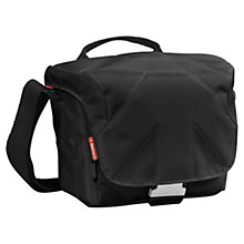Buy Manfrotto Bella IV Shoulder Bag, Black Online at johnlewis.com