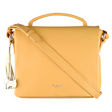 Buy Radley London Fields Medium Leather Across Body Bag Online at johnlewis.com