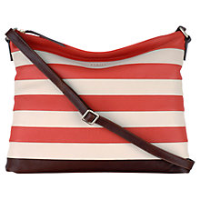 Buy Radley Putney Large Leather Across Body Bag Online at johnlewis.com
