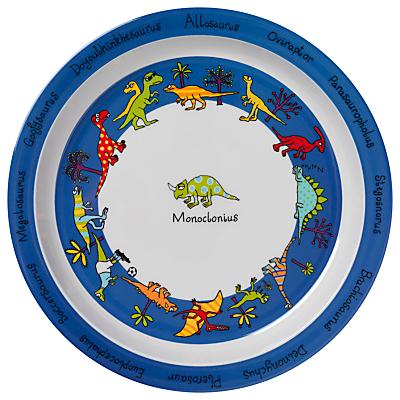 Tyrrell Katz Dinosaur Plate
