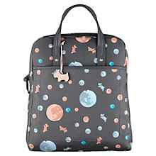 Buy Radley Elliot Vale Large Backpack, Grey Online at johnlewis.com