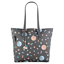 Buy Radley Elliot Vale Tote Bag, Grey Online at johnlewis.com