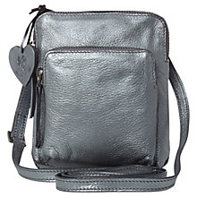 Buy White Stuff Penelope Bag, Metallic Online at johnlewis.com
