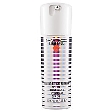 Buy MAC Lightful C Marine-Bright Formula SPF 30 Moisturizer, 50ml Online at johnlewis.com