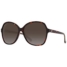 Buy Gucci GG 3721/S Oversize Sunglasses Online at johnlewis.com