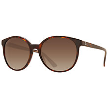 Buy Gucci GG3722/S Round Framed Sunglasses Online at johnlewis.com