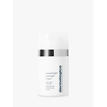 Buy Dermalogica PowerBright TRx™ Pure Night Moisturiser, 50ml Online at johnlewis.com
