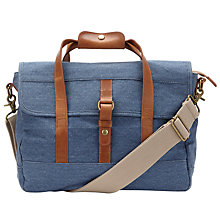 Buy John Lewis Madison Canvas Work Bag Online at johnlewis.com